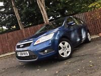 **DIESEL** FORD FOCUS 1.6 TDCI, LONG MOT £30 ROAD TAX