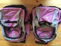 2 Gelert Children's backpacks