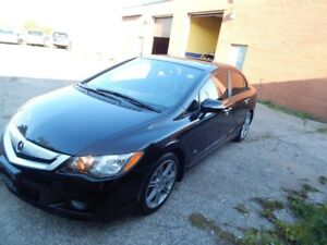 2011 Acura CSX I TECH LEATHER SUNROOF ALLOYS