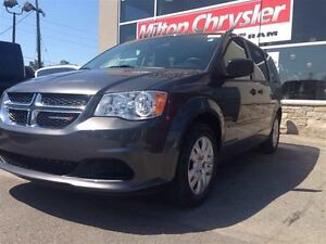 2017 Dodge Grand Caravan SXT / FULL STOW N GO
