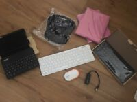 Job lot of electronic goods