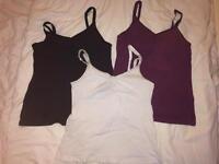 Bravado breastfeeding nursing vest tops