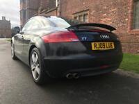 Audi TT 09 reg Diesel Half leather