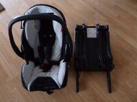 Recaro Young Profi baby car seat