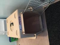 Med size crate for Dog or Cat