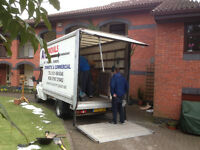 Man and van / furniture movers / house moves / house clearance / London / UK / any distance / 24 hrs