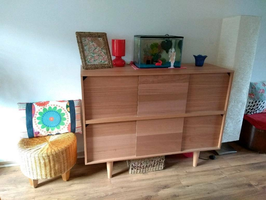 Credenza Ikea Uk : Ikea tillfälle sideboard in bonnyrigg midlothian gumtree