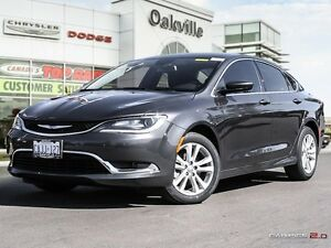 2016 Chrysler 200 LIMITED   LEASE ME $211 MONTH PLUS HST  
