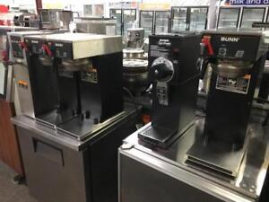 Cafe closed ! Bunn coffee machines and grinders ( like new ) ! Starting only $295