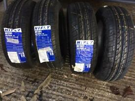 Tyres 165 55 14 £80