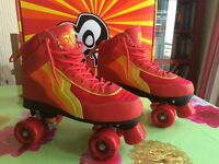 Classic Beautiful Rio Roller Salsa Roller Skates size 5 / 38