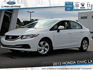 2013 Honda Civic **LX*AUTOMATIQUE*CRUISE*A/C**