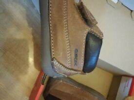 TODDLER Real Leather GEOX 4 1/2 (euro 21)