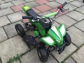 Mini quad 50cc NEARLY NEW £220