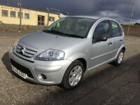 2009 CITREON C3, 1.4 DIESEL,FULL SERVICE HISTORY,1 OWNER,2 REMOTE KEYS,LONG MOT,TAX £30 A YEAR