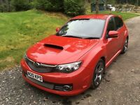 Subaru Impreza Hatchback WRX STI Type UK 2011