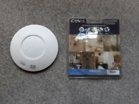 ICON 15 fan cover (white)