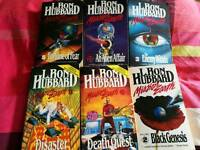 L.Ron Hubbard Mission Earth Book Series