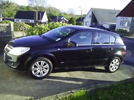 Vauxhall Astra 1.6 Design 5dr manual