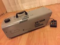 Stairville SD-300 Smoke/Haze Machine