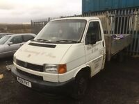 Volkswagen Transporter spare parts available