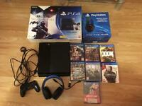 500GB PlayStation 4 in great condition!