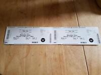 Take That tickets x4 Manchester Sat 27th May - less than face value x4