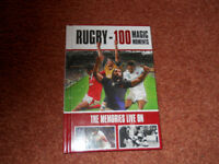 Rugby - 100 Magic Moments by Nick Holt