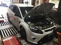 FORD FOCUS ST/RS REPLICA 330BHP FAST TRACK RACE not VXR, TYPE R, S3