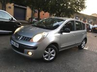 NISSAN NOTE 1.6 SE = £1390 ONLY =