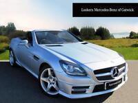 Mercedes-Benz SLK SLK200 BLUEEFFICIENCY AMG SPORT (silver) 2013-06-10