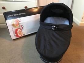 Icandy apple carrycot for pram