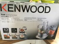 Kenwood Food Processer Multipro compact