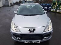 peugeot 307 1.4 sport 16v 32,000 miles 1 owner must see looks brand new BARGAIN