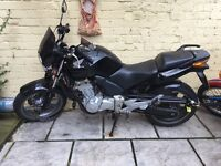 Honda CBF500 A-6 ABS Black Motorcycle 2007
