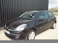 2007 Renault Clio 1.4 16v Dynamique 3dr May Px/ Swap