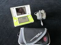 Nintendo DS Lite CUSTOMISED - USED