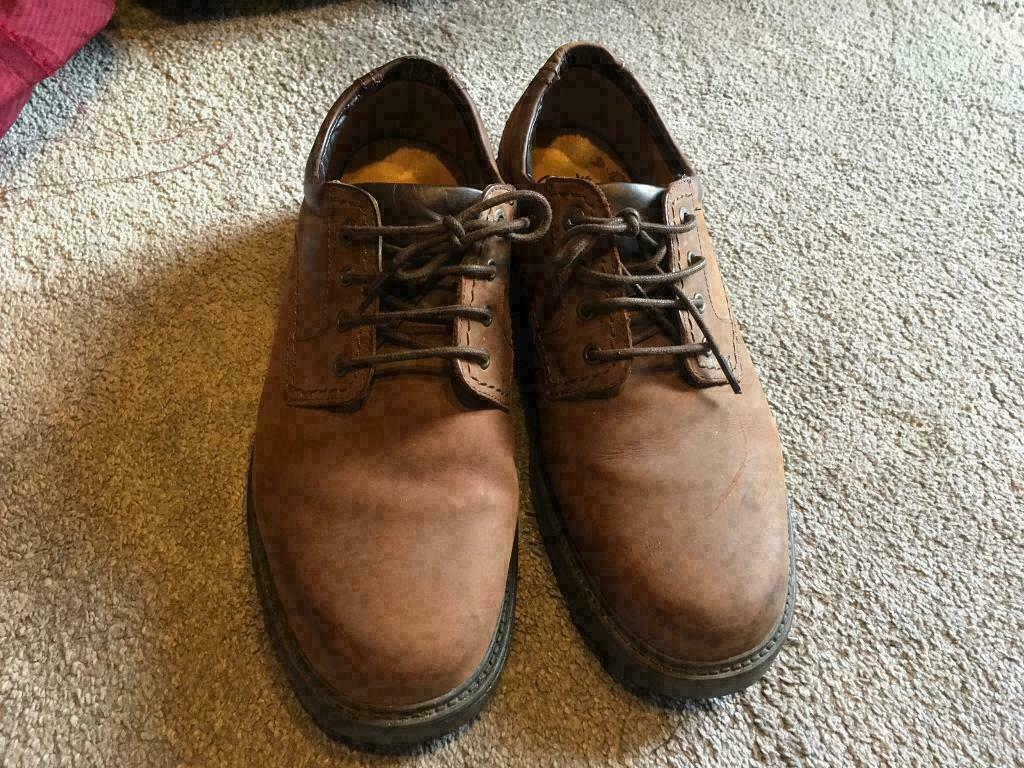 ba474b4e936 Clark men's shoes suede size 10.5 used in good condition £10 | in ...