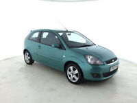 Ford Fiesta 1.4 Automatic ST Seats Part Leather *Fault* Read Further