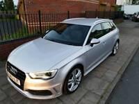 Audi a3 2litre tdi sline