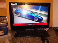 Lenovo C340 All-in-One desktop PC ** ideal office or home use