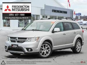 2013 Dodge Journey R/T! REDUCED! LEATHER! NAV! DVD!