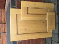 Magnet Oak Kitchen cupboard doors