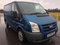 BARGAIN! NO VAT! Ford transit van, full years MOT