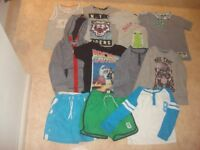 boys clothes size 4-5 years