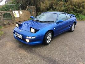 Toyota mr2 T bar 99,000 miles