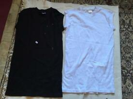 Brand new men's summer vest shirt 2 items size XL £6
