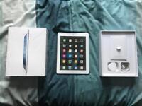 Apple iPad 3 16GB, Wi-Fi + Cellular Unlocked, Sim Free, white, 3rd Generation