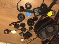 Samsung nx1000 mirrorless digital wifi semi professional camera