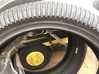 Motorbike Dunlop Front Rain Tyre